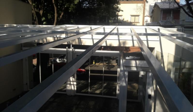 Cobertura de Vidro para Janelas Preço Cidade Ademar - Cobertura em Vidro para Pergolado
