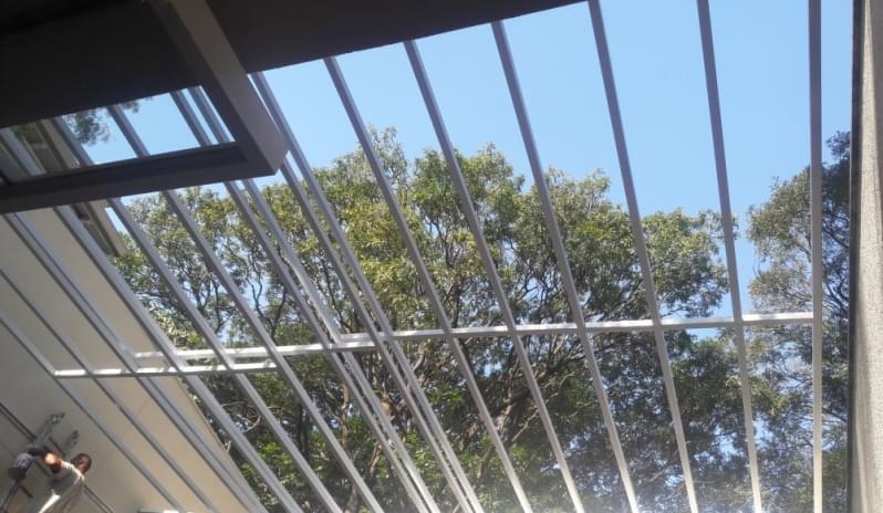 Cobertura de Vidro para Janelas Riviera de São Lourenço - Cobertura em Vidro para Pergolado