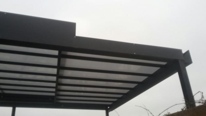 Cobertura de Vidro para Pergolado Preço Vila Esperança - Cobertura em Vidro para Pergolado