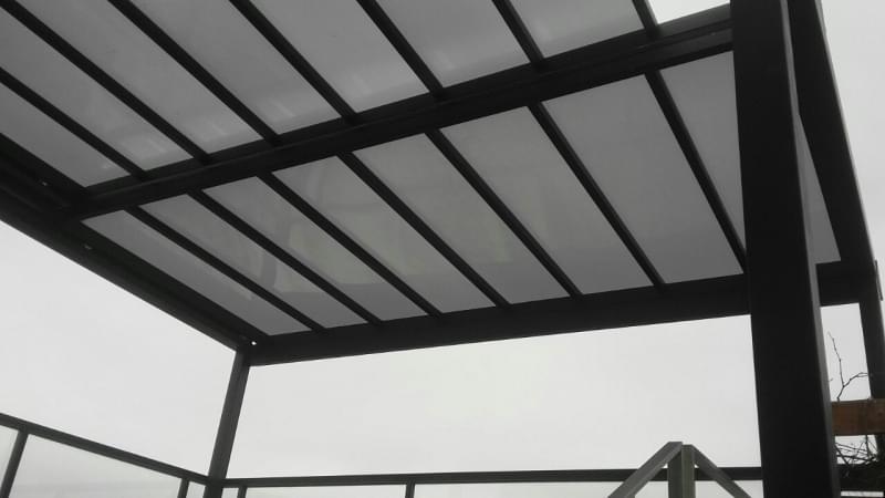 Cobertura em Vidro para Churrasqueira Vila Sônia - Cobertura em Vidro para Pergolado
