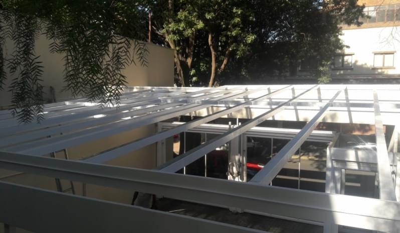 Coberturas de Vidro para Janelas Tucuruvi - Cobertura em Vidro para Pergolado