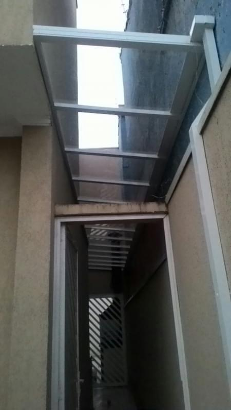 Coberturas de Vidro para Piscina Franco da Rocha - Cobertura em Vidro para Pergolado
