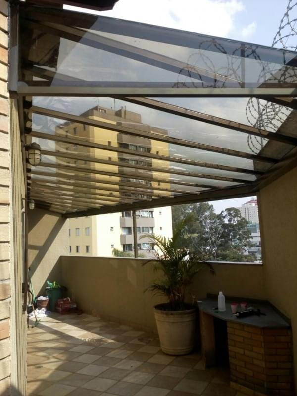 Coberturas em Vidro para Piscina Osasco - Cobertura em Vidro para Pergolado