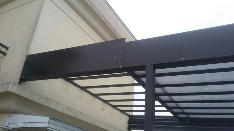 Empresa de Cobertura de Vidro para Pergolado Guarujá - Cobertura em Vidro para Pergolado