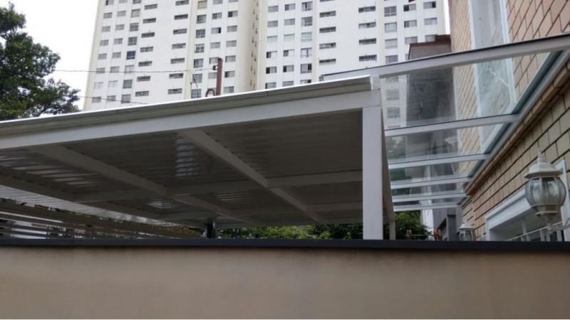 Empresa de Telhas de Zinco Galvanizada Parque Colonial - Telhas de Zinco Inclinação