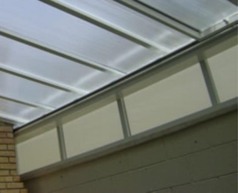 Fábrica de Cobertura de Policarbonato Alveolar para Piscina Aeroporto - Cobertura em Policarbonato Alveolar para Garagem