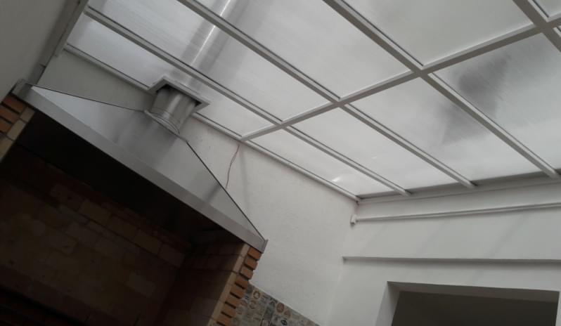 Fábrica de Cobertura em Policarbonato Alveolar para Garagem Interlagos - Cobertura em Policarbonato Alveolar para Garagem