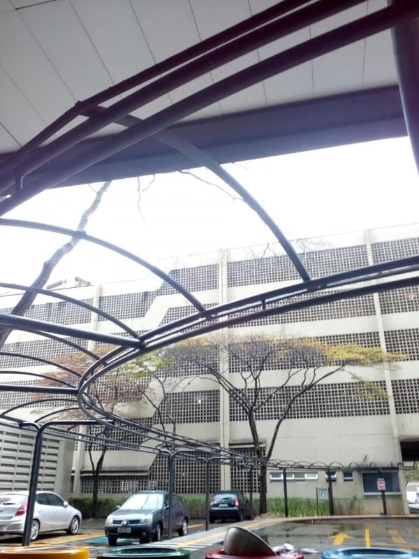 Instalação de Cobertura em Policarbonato Alveolar 4mm em Sp Nossa Senhora do Ó - Instalação de Cobertura de Policarbonato Alveolar 6mm
