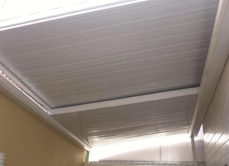 Instalação de Telhas de Zinco sob Medida Conjunto Residencial Butantã - Telhas de Zinco Inclinação