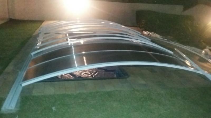 Quanto Custa Cobertura de Vidro para Jardim de Inverno Jardim Santa Helena - Cobertura em Vidro para Pergolado
