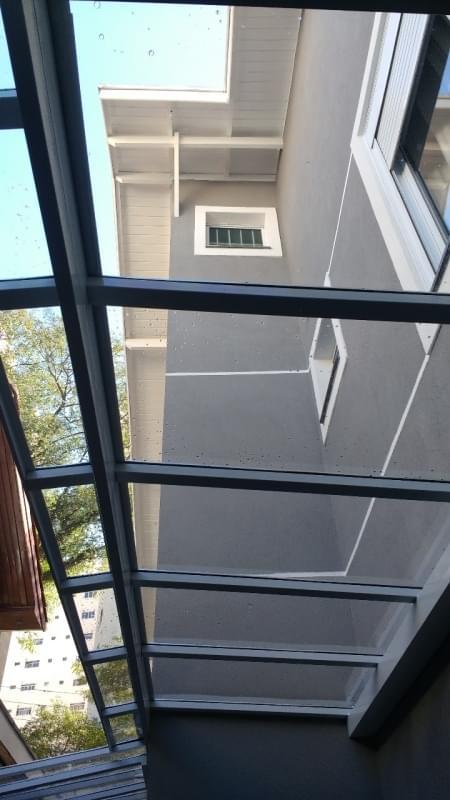Quanto Custa Cobertura de Vidro para Lavanderia Itapevi - Cobertura em Vidro para Pergolado