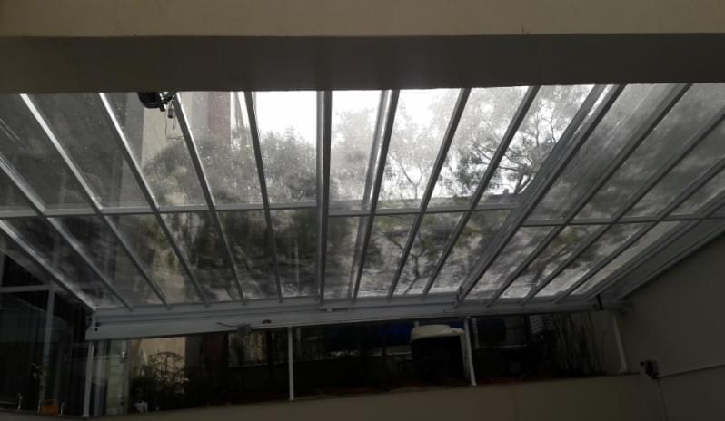 Quanto Custa Cobertura de Vidro para Varandas Jardins - Cobertura em Vidro para Pergolado
