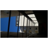 cobertura de policarbonato alveolar para garagem preço m2 Vila Guilherme