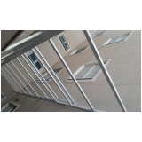 cobertura de policarbonato alveolar para janelas Cupecê
