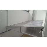 cobertura de policarbonato alveolar para varandas preço m2 Biritiba Mirim