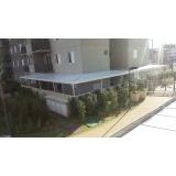 cobertura de policarbonato compacto para janelas preço Jardim Iguatemi