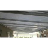 cobertura de policarbonato compacto para janelas Vila Dalila