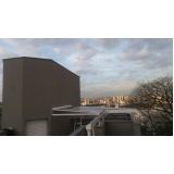 cobertura de policarbonato fixa para janelas preço m2 Jardim Morumbi