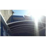 cobertura de policarbonato fixa para varandas Parelheiros