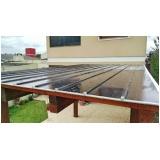 cobertura de policarbonato para janelas preço m2 Jurubatuba