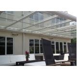 cobertura de policarbonato para janelas preço Vila Guilherme