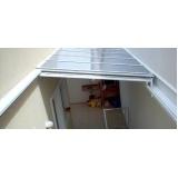 cobertura de policarbonato retrátil para janelas preço Parque Colonial