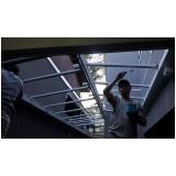 cobertura de vidro para garagem preço Chora Menino