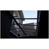 cobertura de vidro para garagem Água Rasa