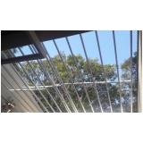 cobertura de vidro para janelas Pedreira