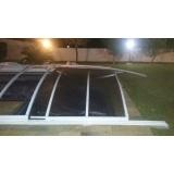 cobertura de vidro para jardim de inverno preço Vila Leopoldina