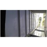 cobertura em policarbonato fixa para garagem preço m2 Ermelino Matarazzo