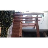 cobertura em policarbonato fixa para garagem preço Vila Sônia