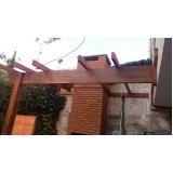 cobertura em policarbonato fixa para garagem Parque Mandaqui