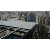 cobertura em vidro para piscina Itaquera