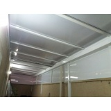 coberturas de policarbonato alveolar para janelas Água Branca
