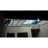 coberturas de policarbonato compacto para pergolado Casa Verde