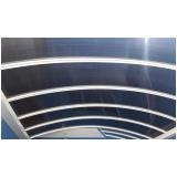 coberturas de policarbonato fixa para piscinas Jaraguá