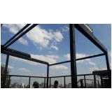 coberturas de policarbonato fixa para quintais Interlagos
