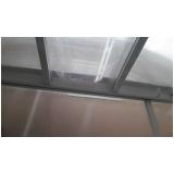 coberturas de policarbonato retrátil para piscinas Guaianazes
