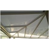 coberturas em policarbonato fixa para garagens Limão