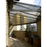 coberturas em vidro para piscina Cubatão