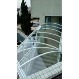 empresa de cobertura de policarbonato compacto 4mm Jardim Bonfiglioli