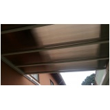 empresa de cobertura de policarbonato compacto 6mm Guararema