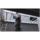 empresa de cobertura de vidro para garagem Rio Grande da Serra