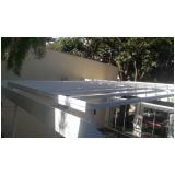 empresa de cobertura de vidro para janelas Anália Franco