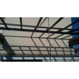 empresa de cobertura de vidro para quintal Freguesia do Ó
