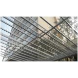 empresa de cobertura de vidro para varandas Parque São Rafael