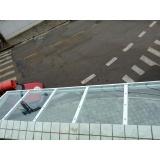 empresa de instalação de cobertura de policarbonato retrátil manual Jaguaré