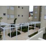 empresa de instalação de cobertura em policarbonato alveolar Jardim Paulista