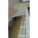 empresa de instalação de cobertura em policarbonato retrátil translúcida Riviera de São Lourenço